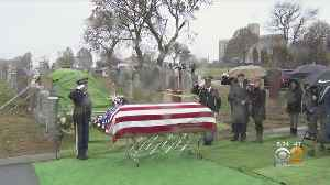 World War II Pilot's Remains Return Home 75 Years After Death [Video]