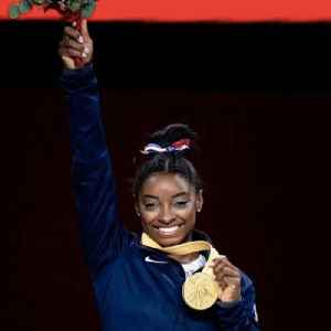 Here's why we love Olympic gold medalist Simone Biles! [Video]