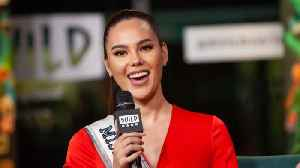 Catriona Gray Is Grateful To Have Been Miss Universe & Can't Wait To Crown Her Successor [Video]