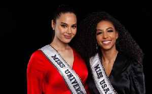 Cheslie Kryst & Catriona Gray Chat About The 2019 Miss Universe Pageant [Video]
