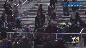 10-Year-Old Boy Fighting For Life After Being Shot At Pleasantville High School Football Game [Video]