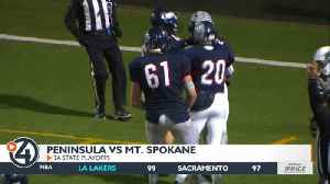 Coeur d'Alene headed to 5A state title, Mt. Spokane advances in 3A playoffs [Video]