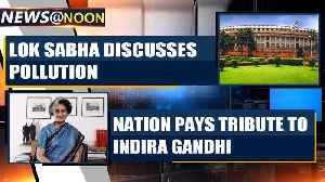 WINTER SEESSION IN PARL: LOK SABHA SET TO DISCUSS POLLUTION CRISIS AND MORE NEWS   OneIndia News [Video]