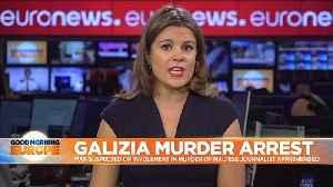 Maltese police arrest 'middleman' suspect in Daphne Caruana Galizia murder