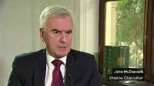 McDonnell: Andrew should 'co-operate' with US authorities [Video]