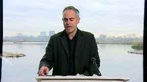 Greens pledge zero carbon by 2030 in manifesto [Video]