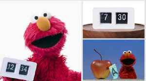 Everything Elmo Does in a Day [Video]