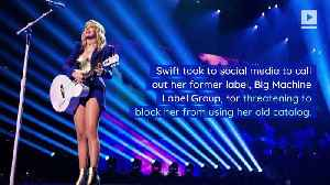 Taylor Swift Receives Clearance for AMA Performance [Video]