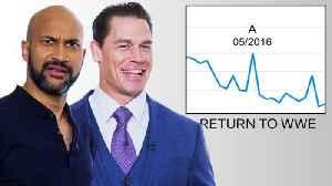 John Cena & Keegan-Michael Key Explore Their Impact on the Internet [Video]