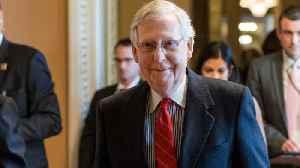 McConnell: 'Inconceivable' U.S. Senate Votes To Remove Trump [Video]