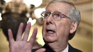 McConnell: It's 'Inconceivable' GOP Senate Will Vote To Remove Trump [Video]