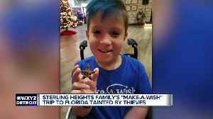 Hundreds of dollars stolen from metro Detroit family on vacation at Universal Studios with Make-A-Wish [Video]