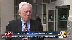 Construction cramping West Side [Video]