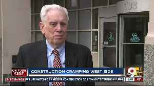 Overlapping West Side construction projects turn commute into crunch [Video]