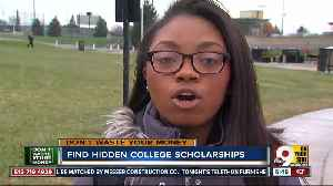 Don't Waste Your Money: Finding hidden college scholarships [Video]