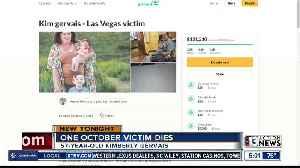 California woman shot on 1 October passes away [Video]