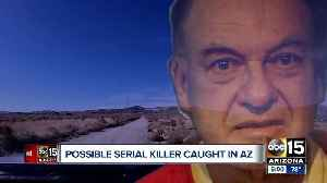 DNA links Arizona man to forty year old cold case murder in Nevada [Video]