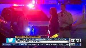Coroner releases names of murder-suicide couple [Video]