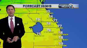 South Florida Tuesday morning forecast (11/19/19) [Video]
