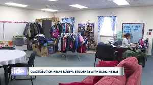 Meet the woman helping Nampa students experiencing homelessness, poverty [Video]