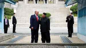 North Korea Says It's Not Interested In Further Talks With The U.S. [Video]