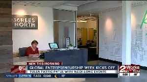 Global Entrepreneurship Week kicks off in Tulsa with week-long events [Video]