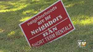 Plano Shooting Highlights Neighbors' Concerns About Short-Term Rentals [Video]