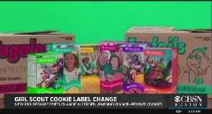 Girl Scout Cookie Label Change: Allergen Warning On Non-Peanut Cookies [Video]