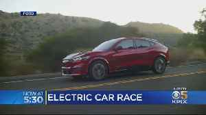News video: Ford Unveils Electric Mustang Mach-E SUV; Elon Musk Tweets Congratulations