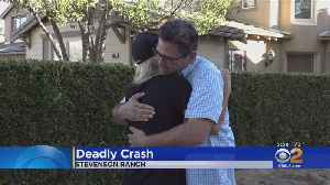 6-Year-Old Dead In Fiery Crash In Stevenson Ranch; Mom Was Found Naked In Car [Video]