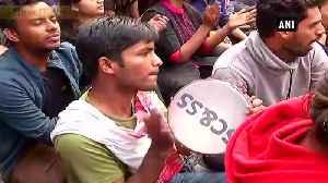 Convincing JNU protestors not to take law in hands Delhi Police [Video]