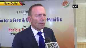 India is entitled to act in accordance with its values,interests Tony Abbott on RCEP [Video]
