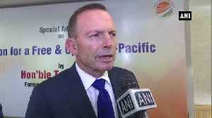 No country committed to rule of law should be anxious about Quad powerful grouping for peace Tony Abbott [Video]