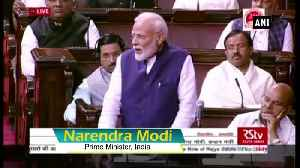 PM Modi praises NCP, BJD during Rajya Sabha's 250th session [Video]