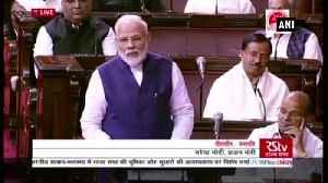 Rajya Sabha has witnessed several historical moments PM Modi [Video]