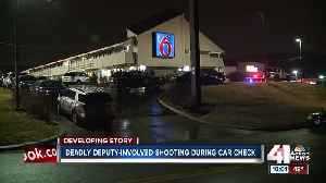 KCPD investigating Clay County deputy-involved shooting [Video]