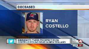 Fort Myers Miracle player Ryan Costello found dead in New Zealand [Video]