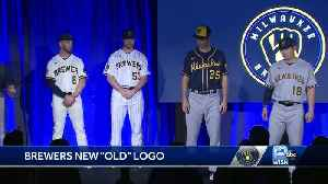 News video: Brewers new logo