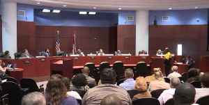 UPDATE: West Palm Beach Commissioners vote unanimously to reject a $180,000 pre-suit settlement with a former city employee over [Video]