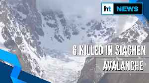 4 soldiers, 2 porters killed after avalanche hits patrol in Siachen glacier [Video]