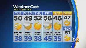 New York Weather: CBS2 11/18 Nightly Forecast at 11PM [Video]