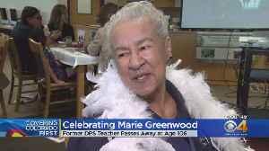 DPS Pioneering Teacher, Marie Greenwood, Passes Away [Video]