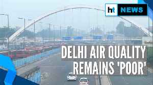 Delhi's air quality remains 'poor', may dip further in next few days [Video]