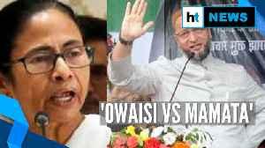 After Mamata's veiled jibe at AIMIM, Owaisi questions Mamata's leadership [Video]