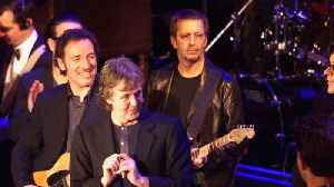 Paul McCartney and Eric Clapton join forces to help sick folk rocker [Video]