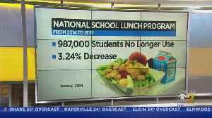 New Food Service Program Offers Barrington High School Students Fresher, Tastier Lunch Options [Video]