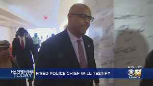 Former FWPD Chief Joel Fitzgerald To Take Stand In Injunction Hearing [Video]
