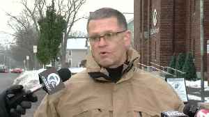 Batavia City Assistant Police Chief Todd Crossett provided an update on the standoff situation [Video]