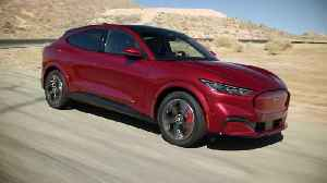News video: The all-new Ford Mustang Mach-E First Edition Preview