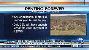 Millennials can't afford to buy homes [Video]